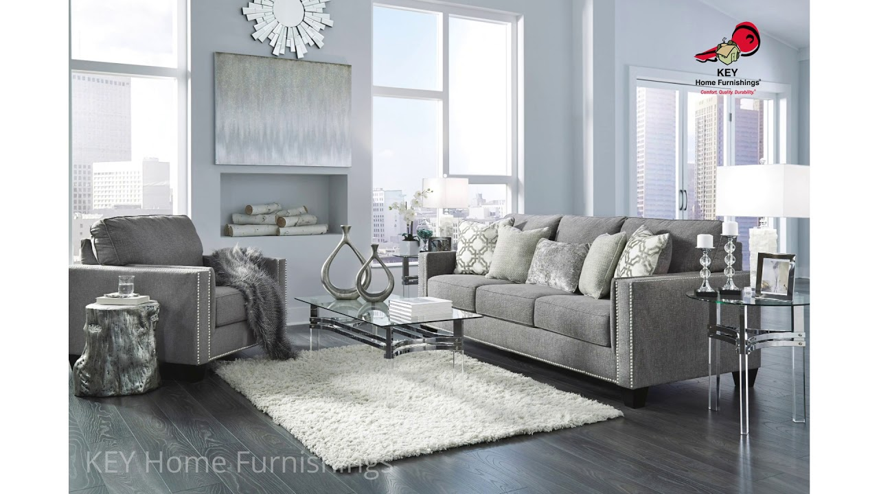 Ashley Barrali 13904 Collection Living Room Furniture Key Home