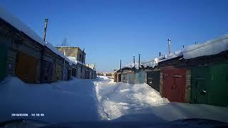 Hyundai Santa Fe Classic снежная целина