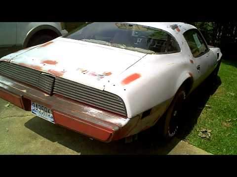 Trans Am 80 For Sale