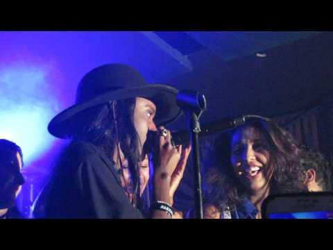 """Angel Haze - """"Gods"""" (Live)"""