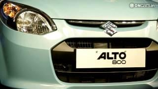 Maruti Suzuki Alto 800 Launched