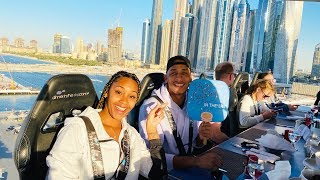 HE WAS BEYOND TERRIFIED! WE COULD'VE DIED IN DUBAI..