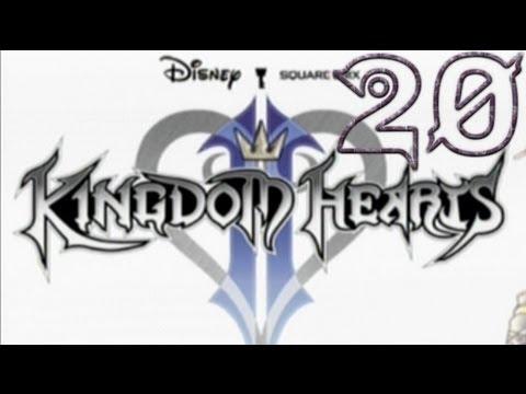 Let's Play Kingdom Hearts 2 [Blind] - #20 - Gumi-Jet-Flüge