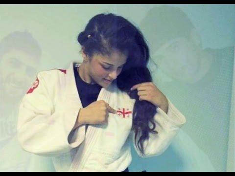 Mariam Tchanturia - 2015 - Georgian Judoka