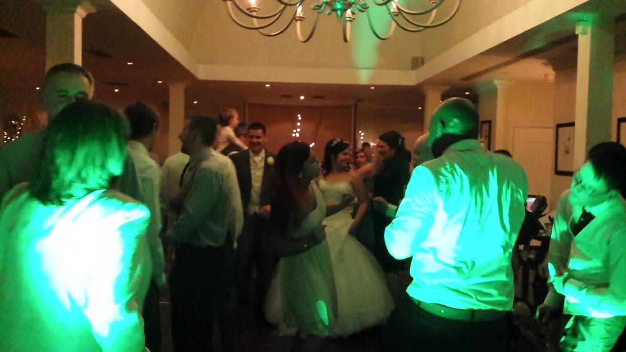 wedding dancing to 80s music - youtube