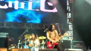 Koil - Aku Lupa Aku Luka (Live at Hammersonic Festival 2012)