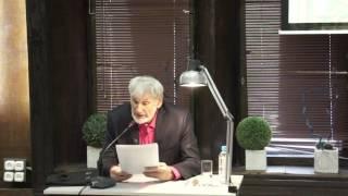 Цикл лекций «O литературе и писателях». Лекция 3. «Три загадки советской фантастики»