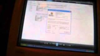 2000 Compaq Presario 7594 running Windows XP Professional