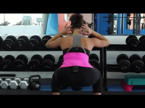 What Muscles Do Squats Work Out Instructional Exercise