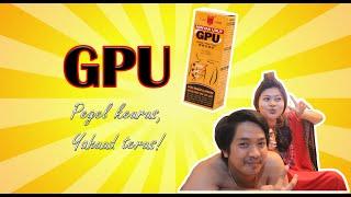 Iklan GPU Lucu
