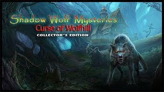 Shadow Wolf Mysteries: Curse of Wolfhill Collector's Edition Gameplay | HD