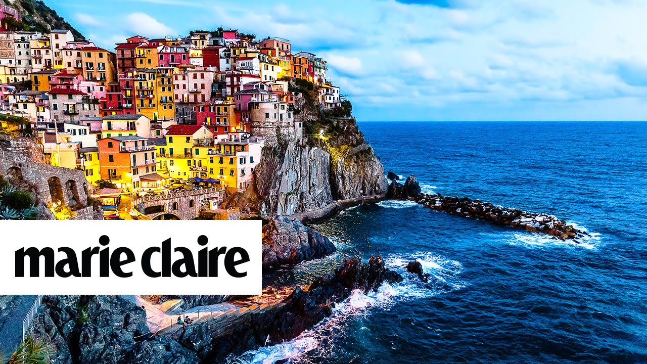 18 of the most beautiful places in italy | marie claire - youtube