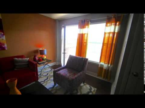 The Capitol On 28th Apartments Oklahoma City 1 Bedroom Model Tour Youtube