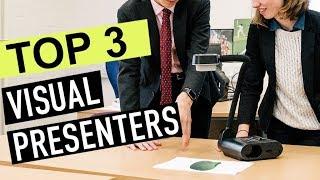 BEST 3: Visual Presenters 2018