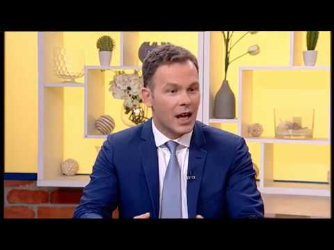 Sinisa Mali - Dobro jutro Srbijo - (TV Happy 23.11.2017)