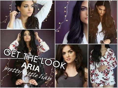 how to look like aria from pll