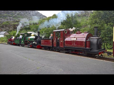The Snowdonian Limited - Ffestiniog & Welsh Highland Railways - June 2016