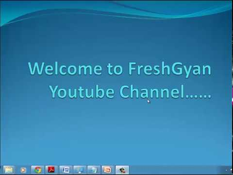 Fresh Gyan Introduction- Quality Education for All
