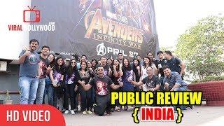 Avengers: Infinity War Official REVIEW | INDIA (Mumbai) | Marvel Studios