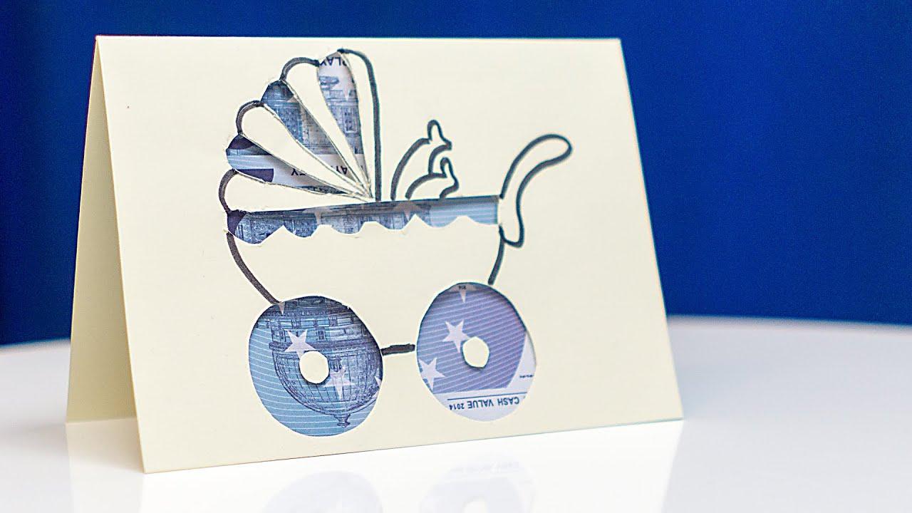Geburt Geschenk Basteln Geldgeschenke Baby Online