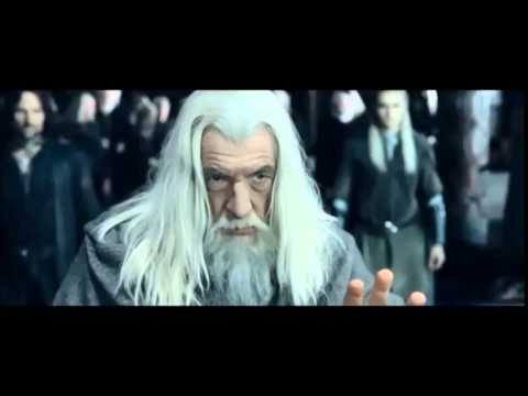 Gandalf frees Theoden