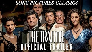 THE TRAITOR | Official US Trailer HD (2019)