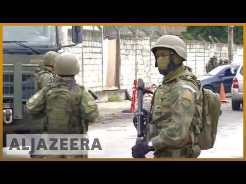 🇧🇷 Brazil army takes over of Rio de Janeiro