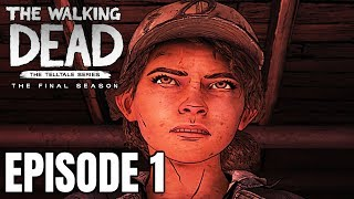 "The Walking Dead:Season 4: ""The Final Season"" Episode 1 ""Done Running"" Full Walkthrough - Twds4"