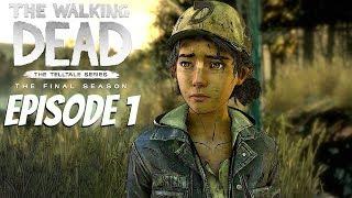 """The Walking Dead:Season 4: """"The Final Season"""" Episode 1 """"Done Running"""" Full Walkthrough - Twds4"""