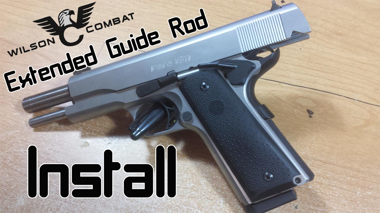 1911 Full Length vs. GI Style Guide Rods | Knuckledraggin ...