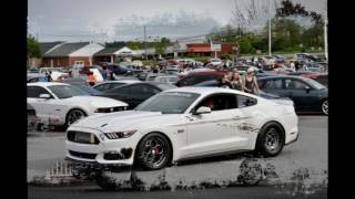 1200 whp single turbo s550 mustang