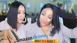 """AMAZON GOT $29 ONLY NOW HUMAN HAIR BRAZILIAN SHORT BOB 6"""" PARTING LACE FRONTAL ┃Persephone Wigs"""