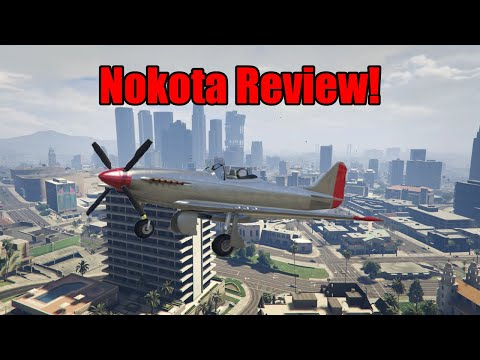 GTA P - 45 Nokota Review