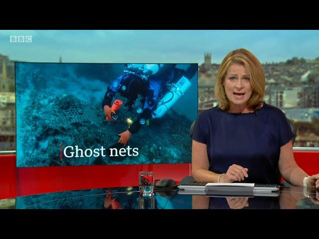 BBC Spotlight lunchtime news 18 08 2020