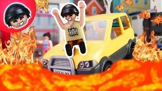 KARLCHEN KNACK #19 - Der Boden ist Lava - Playmobil Polizei Film