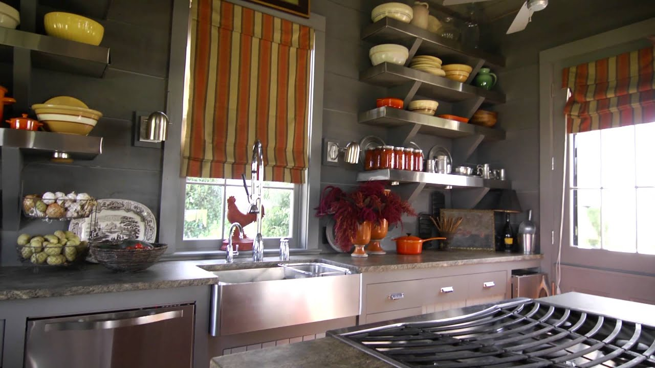 Summer Kitchen | At Home With P. Allen Smith   YouTube