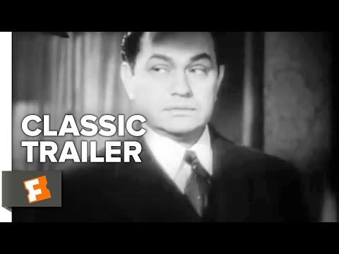 The Amazing Dr. Clitterhouse (1938) Official Trailer - Edward G. Robinson, Humphrey Bogart Movie HD