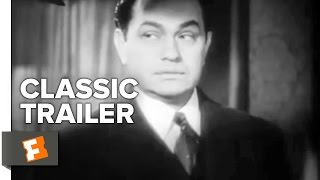 The Amazing Dr. Clitterhouse (1938) Official Trailer - Edward G. Robinson, Humphrey Bogart Movie HD