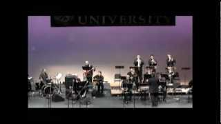 One More Time, Chuck Corea (remix) - the Cameron University Jazz Ensemble (CUJE)