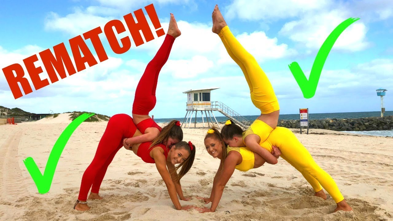 big-sisters-vs-little-sisters-extreme-yoga-challenge-rematch