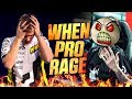 CS:GO - WHEN PRO PLAYERS GET ANGRY! ft. Tarik, Stewie2K, S1mple &MORE!