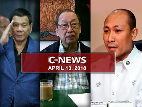 UNTV: C-News (April 13, 2018) streaming vf