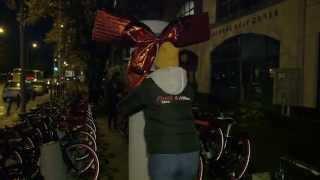 Coca-Cola Zero Bikes surprise launch in Limerick