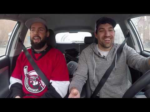 World Premiere of GOON 2 feat: James Duthie, Seann William Scott and the Hockey Beard