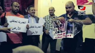 منظمو «احتجاجية الصحفيين» : «الجزر مصرية».. ومن قدم الطعن «خائن»