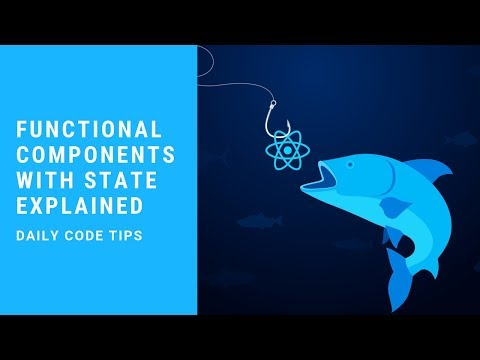 React Hooks For Beginners - useState thumbnail