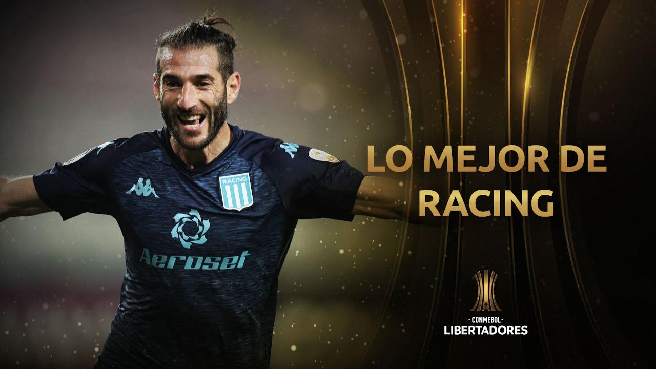 Lo MEJOR de Racing Club en la Fase de Grupos de la CONMEBOL Libertadores