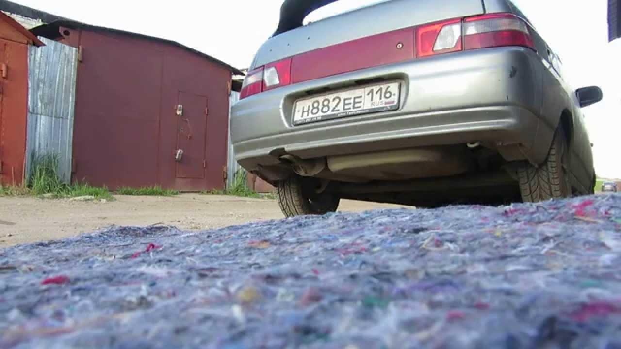 Паук StinGer 4 2 1 Нива 21214 8V с гофрой, треугольный фланец