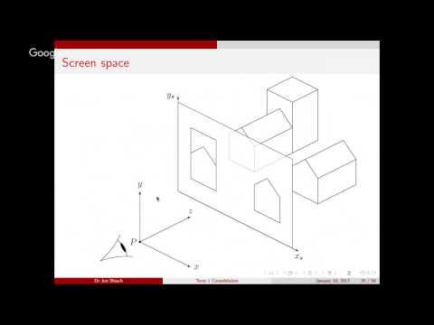 Bresenham Line Drawing Algorithm Solved Problems : 5.1 rasterising lines youtube