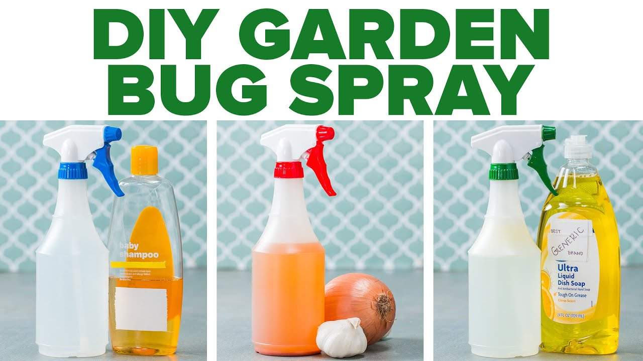 How to Use Homemade Garden Sprays Safely picture